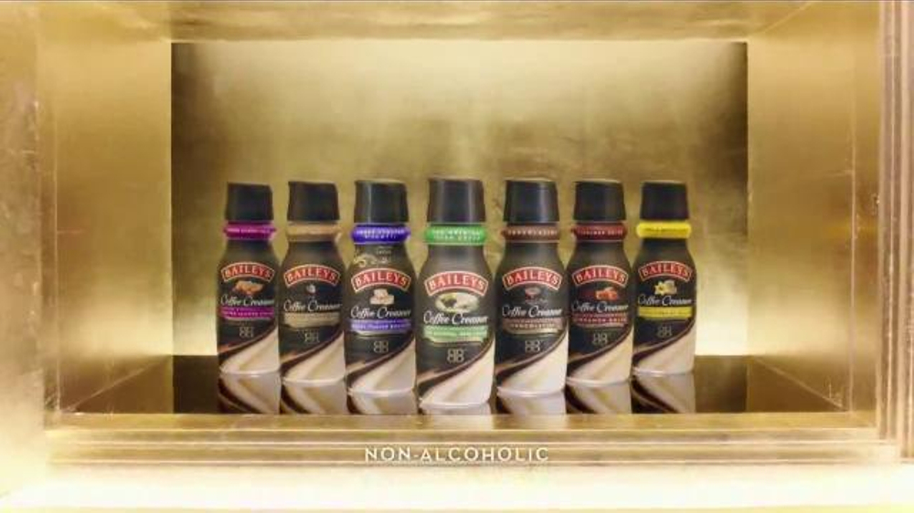 Baileys Coffee Creamers TV Spot, 'Gold Standard' thumbnail