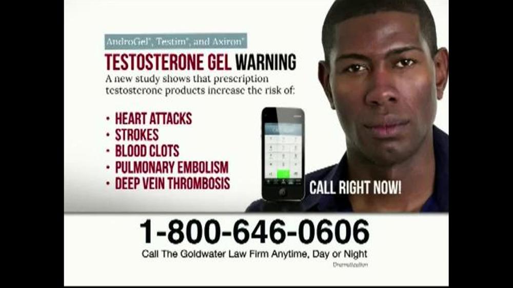 how to take testosterone gel