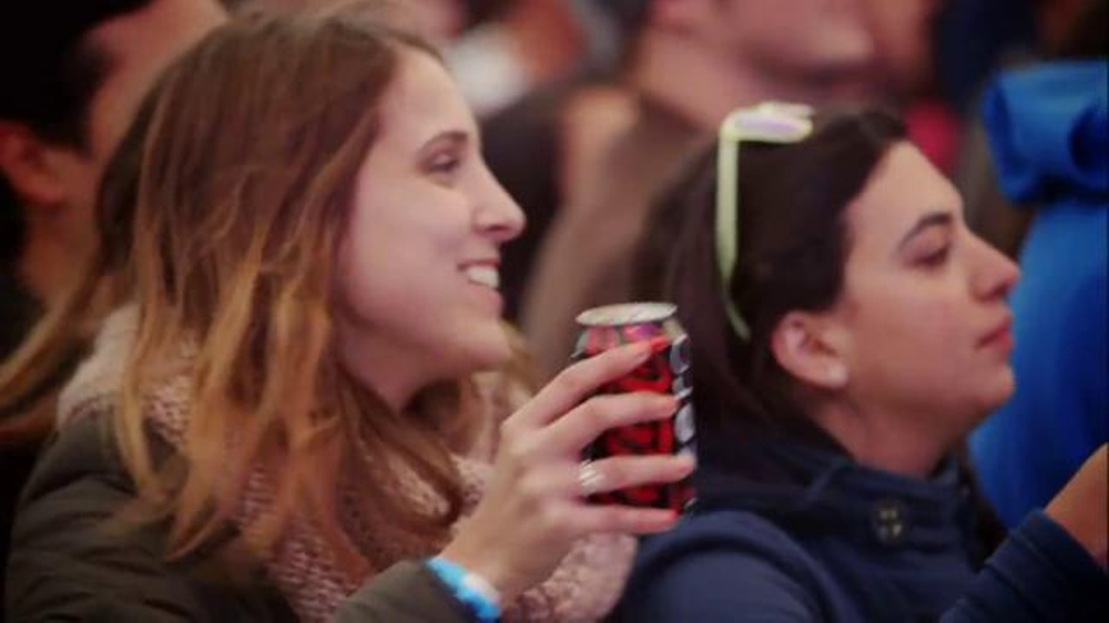 Coke Zero TV Spot, 'Final Four' Song by The Killers - Screenshot 5