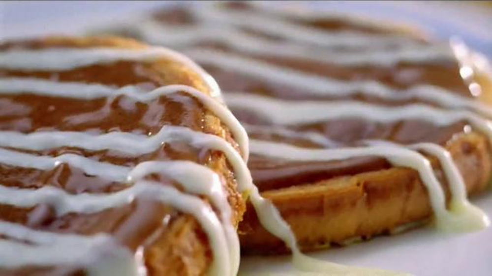 IHOP Cinnamon Swirl Brioche French Toast TV Commercial - iSpot.tv