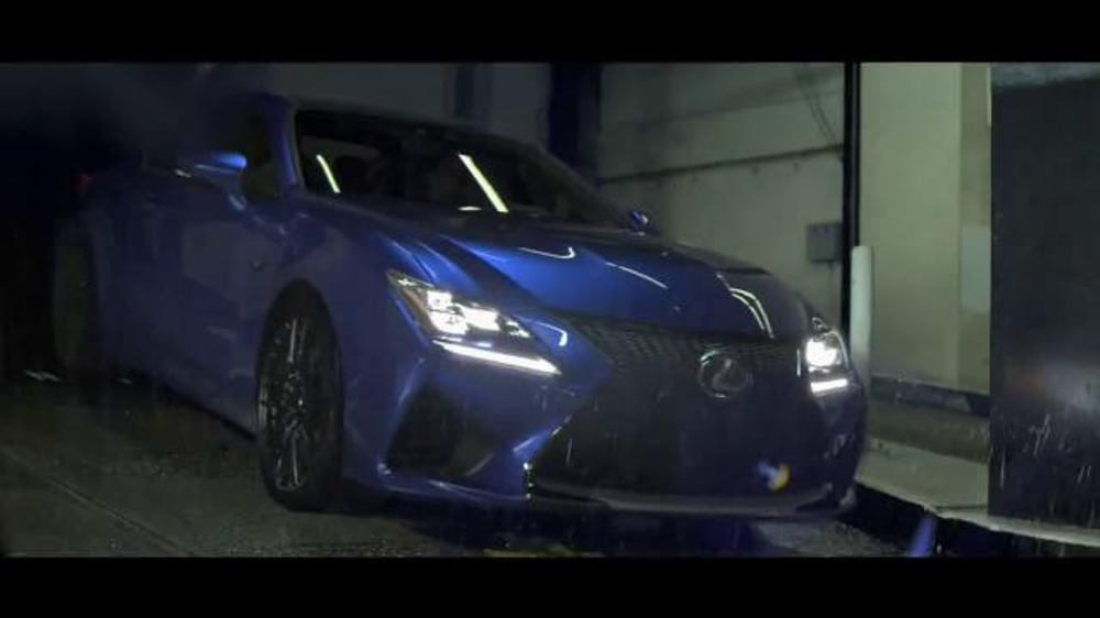 Lexus F Class TV Spot, 'The Performance Side of Lexus'