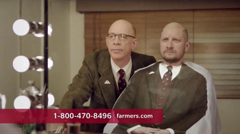 Farmers Insurance TV Spot, 'Cut, Lower, Shave'