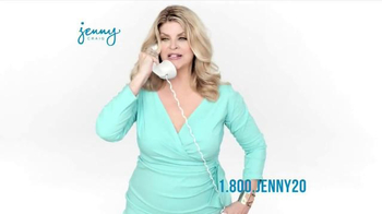 Jenny Craig TV Spot, 'Coming Home' Featuring Kirstie Alley