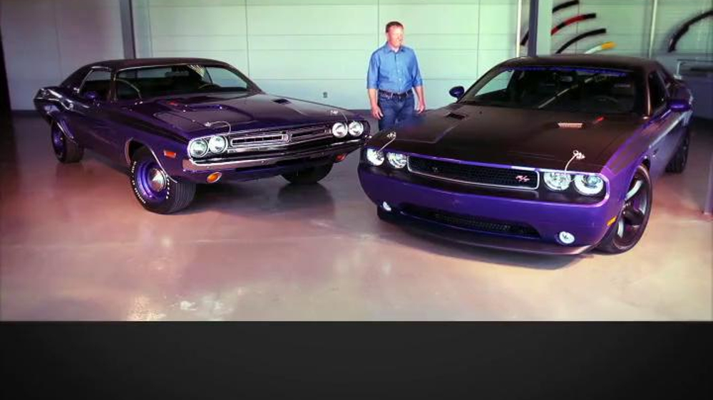 2014 Challenger Dream Giveaway TV Spot - Screenshot 1