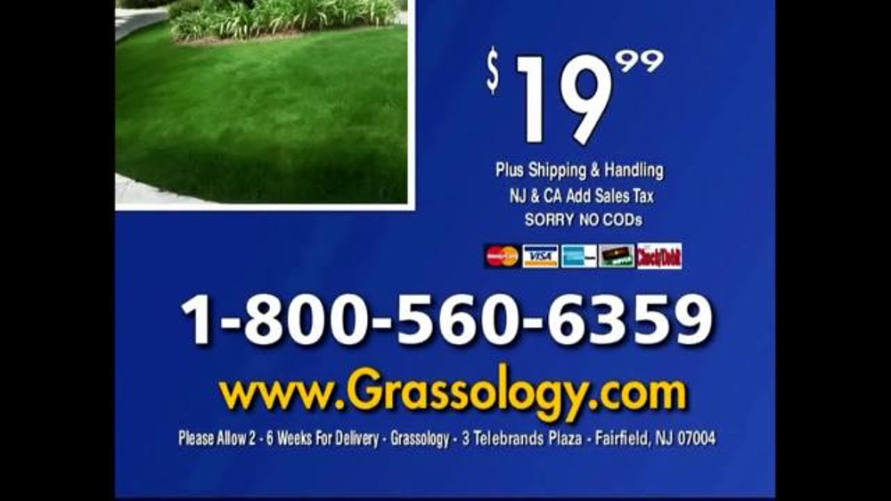 Grassology TV Spot Featuring Bob Vila - Screenshot 9
