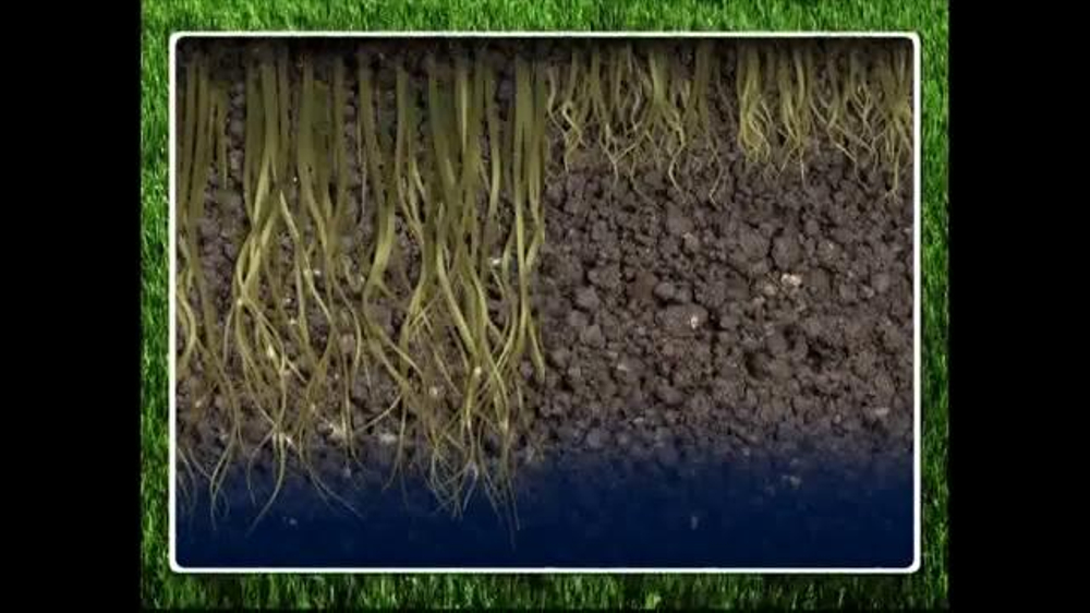 Grassology TV Spot Featuring Bob Vila - Screenshot 3