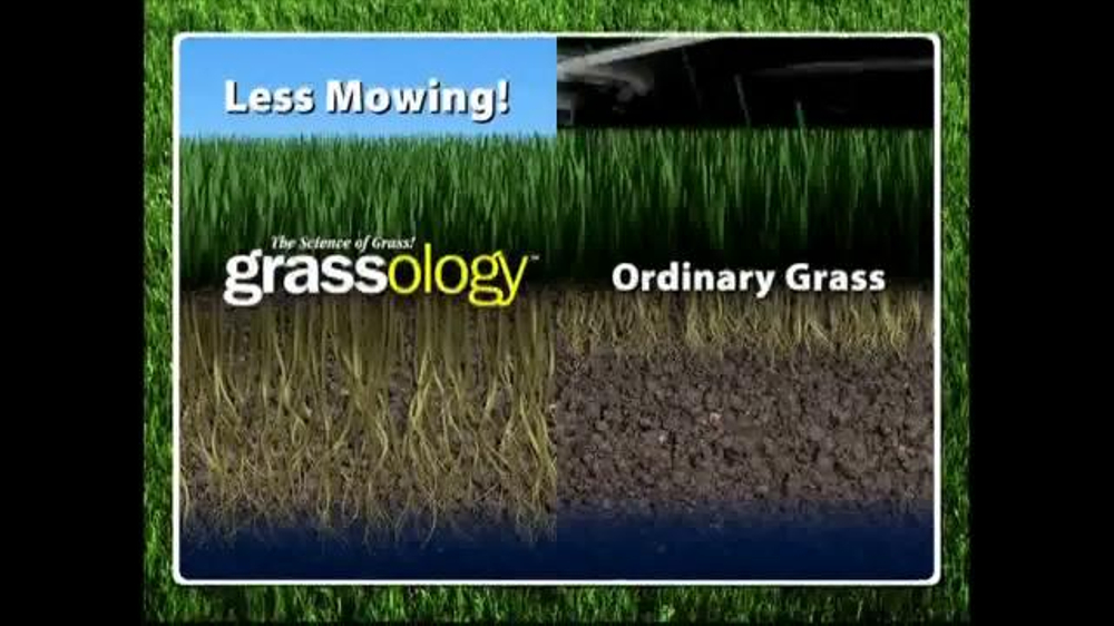 Grassology TV Spot Featuring Bob Vila - Screenshot 4
