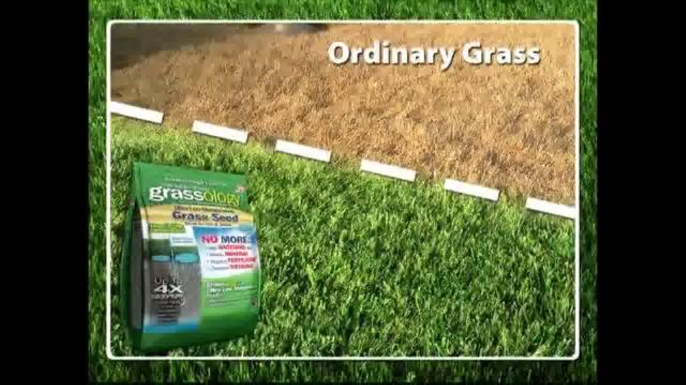 Grassology TV Spot Featuring Bob Vila - Screenshot 5