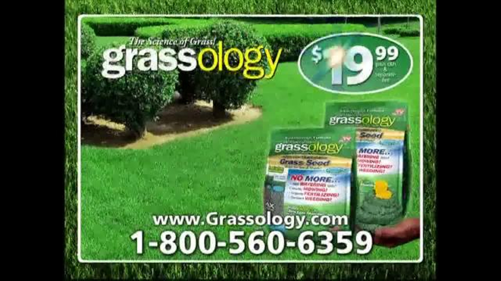 Grassology TV Spot Featuring Bob Vila - Screenshot 8