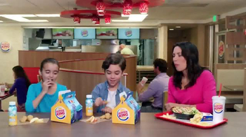 Burger King Rio  Kids Meal Party
