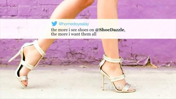 Shoedazzle.com TV Spot, 'Tweets' Song by Icona Pop thumbnail