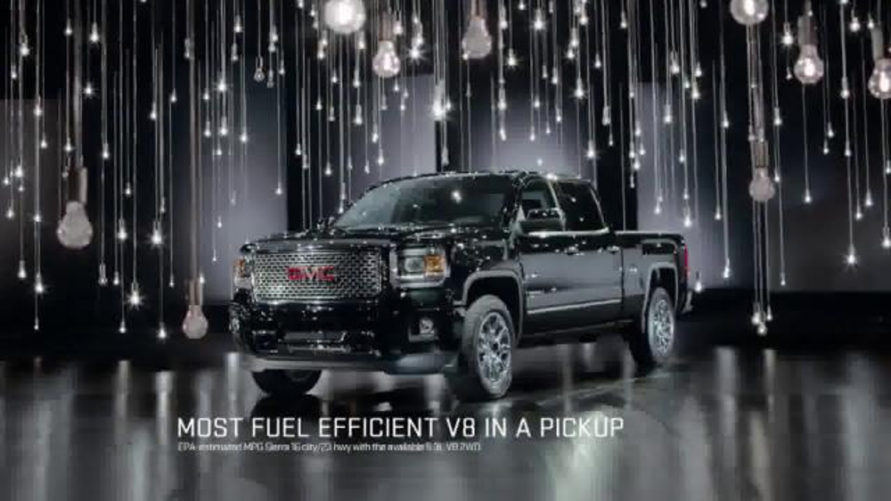 GMC Open House Event TV Spot