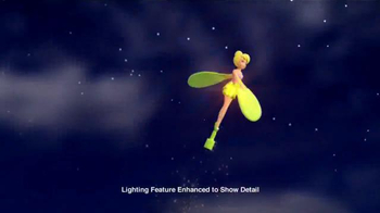 Disney Fairies Light Up Sky High Tink TV Spot - 158 commercial airings