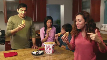 KFC Dip'Ems Bucket TV Spot, 'Dancing' [Spanish]