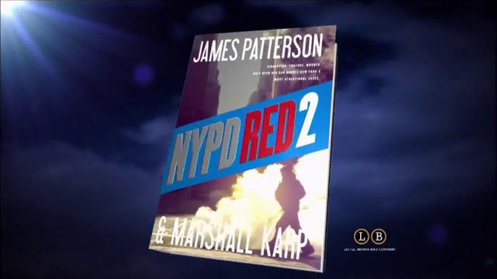 james patterson quotnypd red 2quot tv commercial ispottv