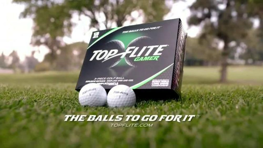 Top Flite Gamer TV Spot, 'Balls' - Screenshot 8