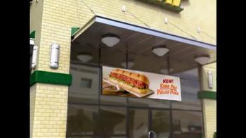 Subway Kung Pao Pulled Pork TV Spot - Thumbnail 10