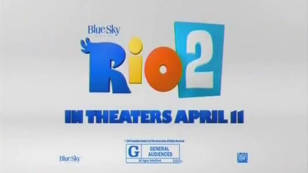 Kid Cuisine Rio 2 TV Spot - Screenshot 10