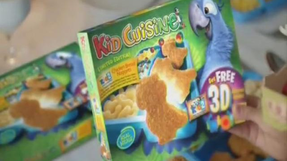 Kid Cuisine Rio 2 TV Spot - Screenshot 7
