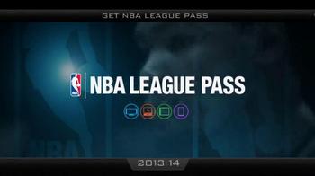 NBA League Pass TV Spot, 'Watch' thumbnail