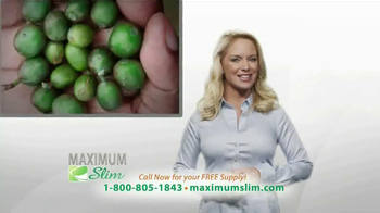 Maximum Slim TV Spot