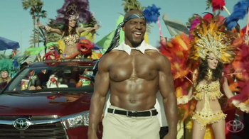 Toyota Highlander 2014 Teaser TV Spot, 'Carnaval' Ft.  Muppets, Terry Crews