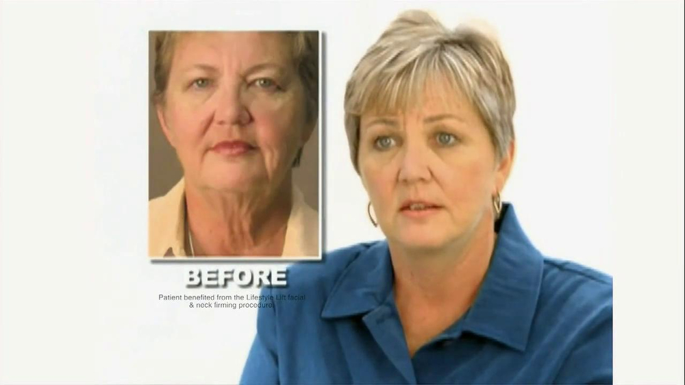 Lifestyle lift tv spot free demonstration screenshot 4