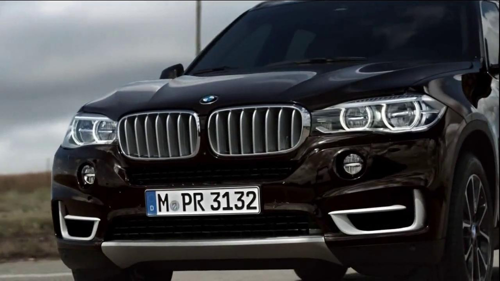 2014 BMW X5 TV Spot, 'Respect' Song by Moon Taxi - Screenshot 3