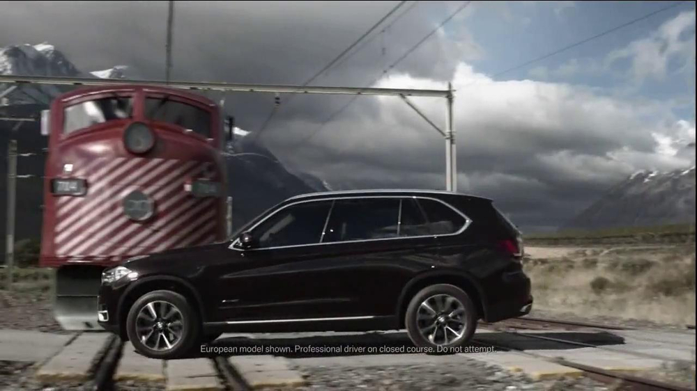 2014 BMW X5 TV Spot, 'Respect' Song by Moon Taxi - Screenshot 6