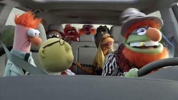 2014 Toyota Highlander TV Spot, 'Sorpresa' Con Los Muppets [Spanish]