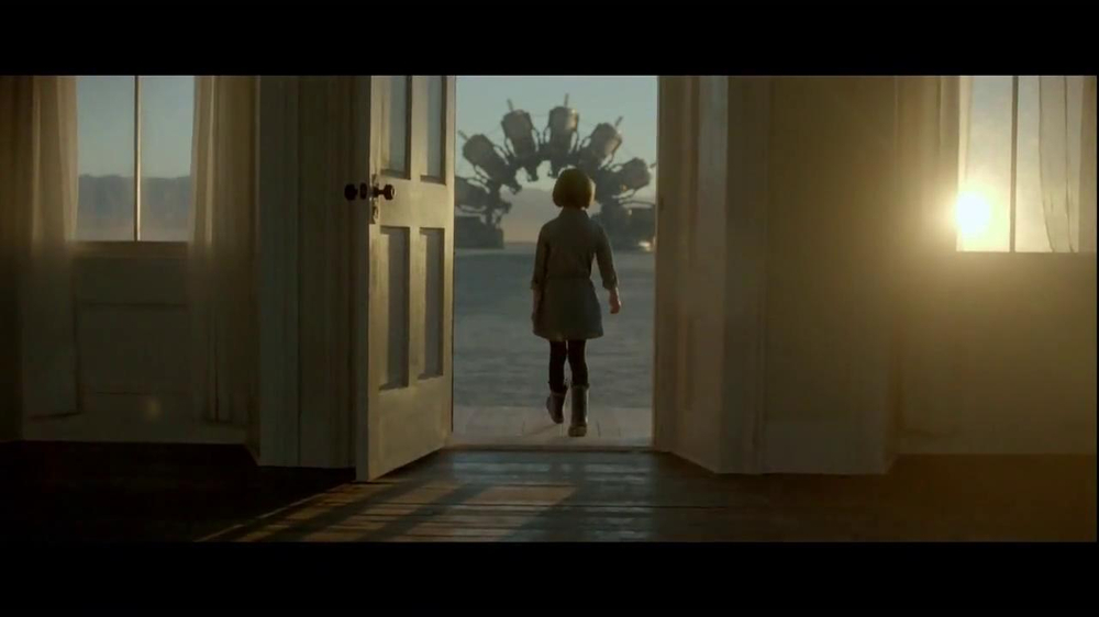 General Electric TV Spot, 'Childlike Imagination: What My Mom Does at GE' - Screenshot 7
