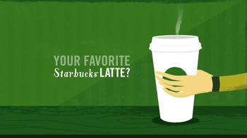 Starbucks Via Latte TV Spot, 'Favorite'