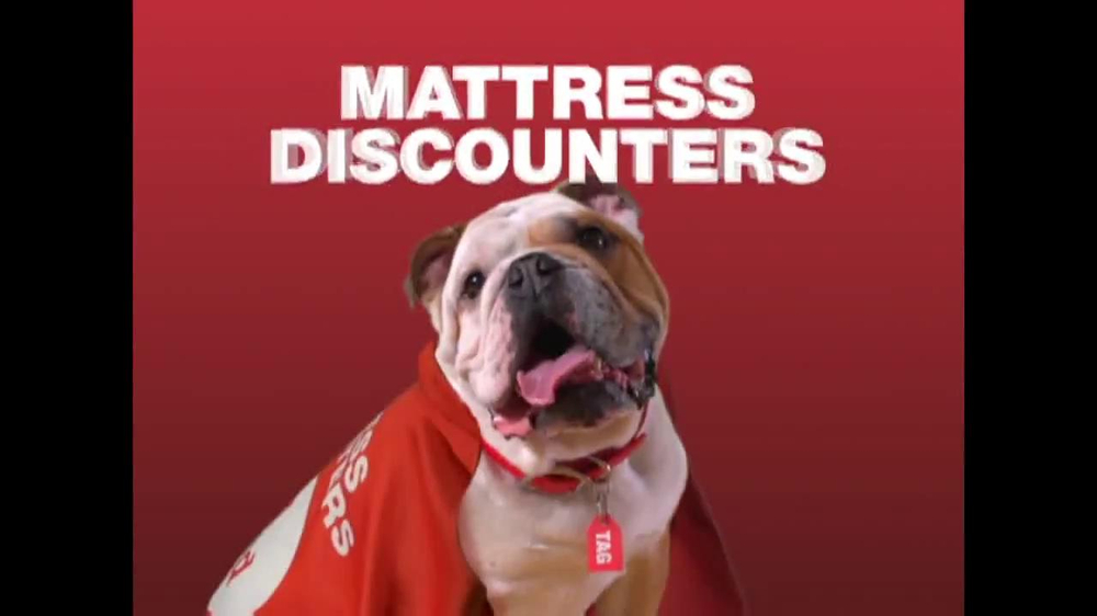 Mattress Discounters TV mercial Good Deed Dogs