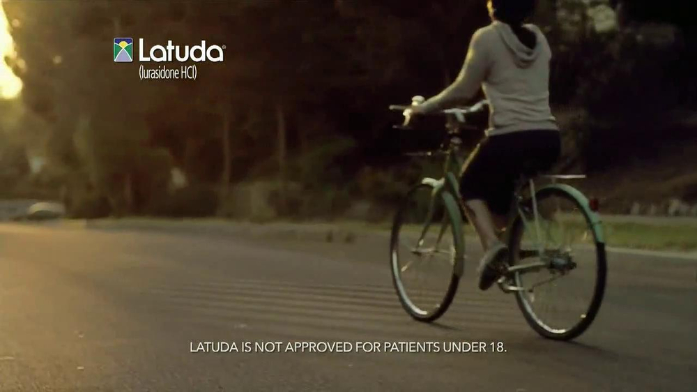 Latuda TV Spot - Screenshot 4