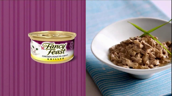 Fancy Feast TV Spot, 'Love Served Daily' Song by Meiko - Thumbnail 9