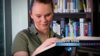 Charter College Degree Completion Programs TV Spot