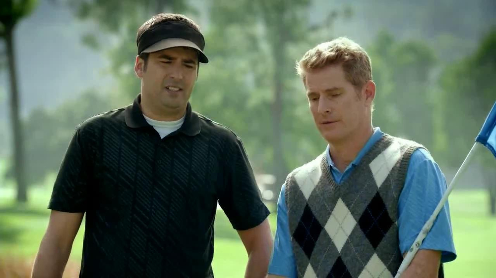Aflac TV Spot, 'Bad Golfer' - Screenshot 7