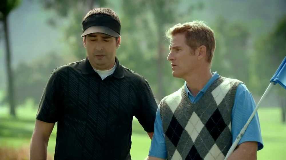 Aflac TV Spot, 'Bad Golfer' - Screenshot 9