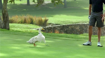 Aflac TV Spot, 'Bad Golfer' - Thumbnail 8