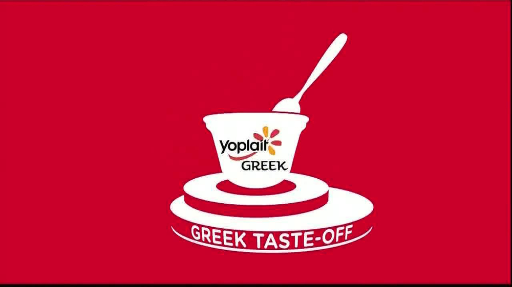 Yoplait Blueberry Greek Yogurt TV Spot, 'Taste-Off' - Screenshot 2