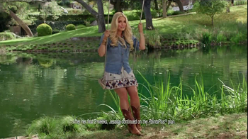 Weight Watchers Simple Start TV Spot, 'Swing' Featuring Jessica SImpson
