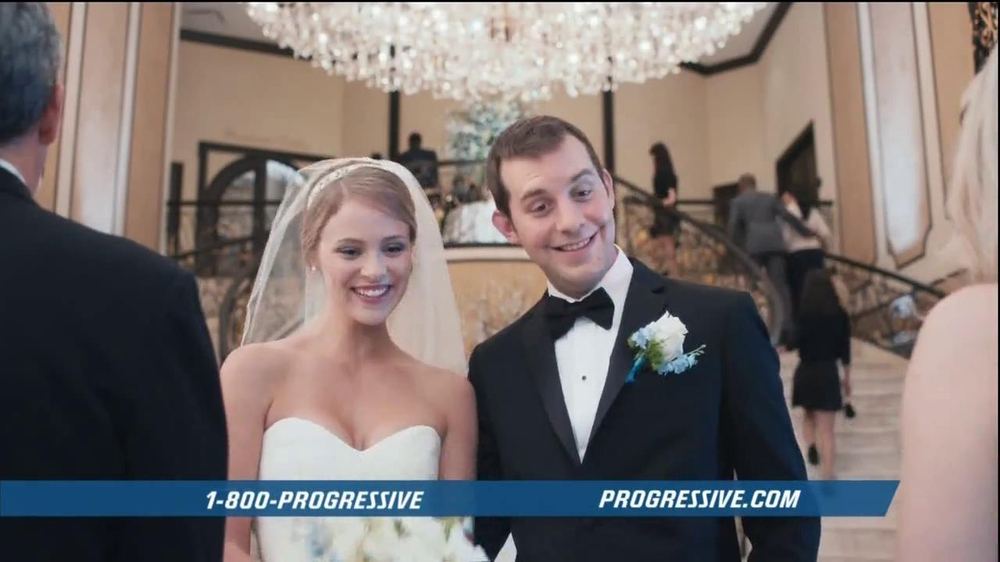 Progressive TV Spot, 'Wedding' - 14652 commercial airings