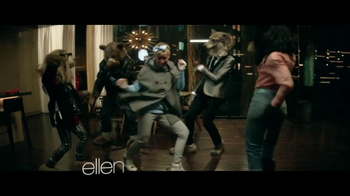 Beats Music Extended Super Bowl 2014 TV Spot Featuring Ellen DeGeneres