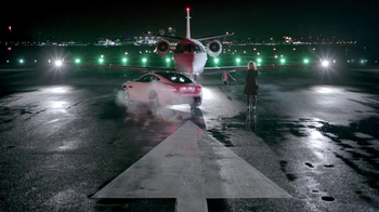 Jaguar F-Type Coupe Super Bowl 2014 TV Spot, 'Rendezvous'