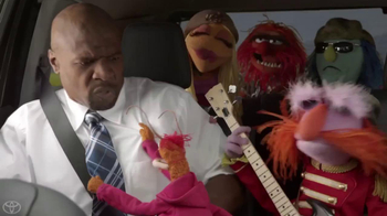 Toyota Highlander Super Bowl 2014 TV Spot Feat. The Muppets, Terry Crews v2
