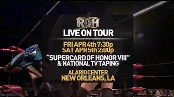 ROH Wrestling Supercard of Honor VIII TV Spot - Thumbnail 8
