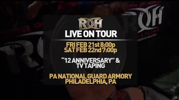 ROH Wrestling Supercard of Honor VIII TV Spot - Thumbnail 2