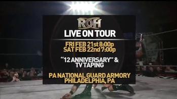 ROH Wrestling Supercard of Honor VIII TV Spot - Thumbnail 4