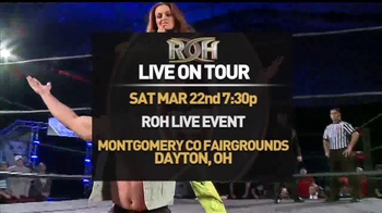 ROH Wrestling Supercard of Honor VIII TV Spot - Thumbnail 7