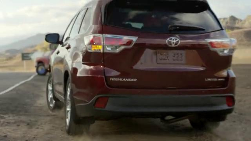 Toyota Highlander Super Bowl 2014 TV Spot Feat. The Muppets, Terry Crews - Screenshot 4